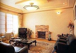 본채는 벽돌로, 별채는 황토로 마감한 58평 혼합주택