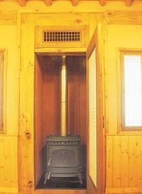 '명달리 이야기'의 그 집, 30평 단층 황토주택