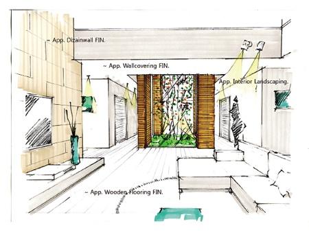Country Home News :: 맞춤형 전원주택 설계도면(2) Modern Natural 198.3㎡(60 ...