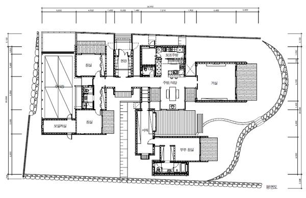 Country Home News :: [독특한 집] 삼대를 만족하는 공간 구성 용인 327.7 ...