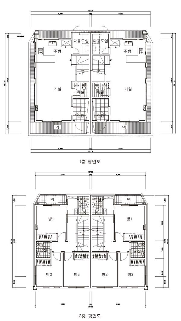 HOME PLAN ⑫ 용인 복층 경량 목조주택