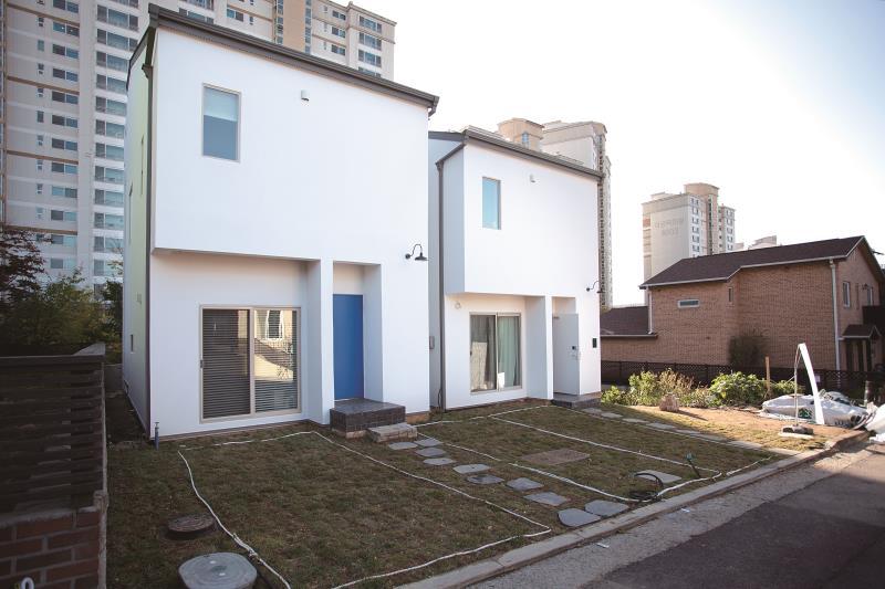 작은 집의 다양성을 디자인하다!