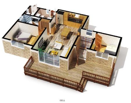 [몸에 꼭 맞는 집 짓기 106번째] 맞춤형 전원주택 설계도면(11 ...